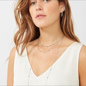 Stella & Dot Kendall Wrap necklace